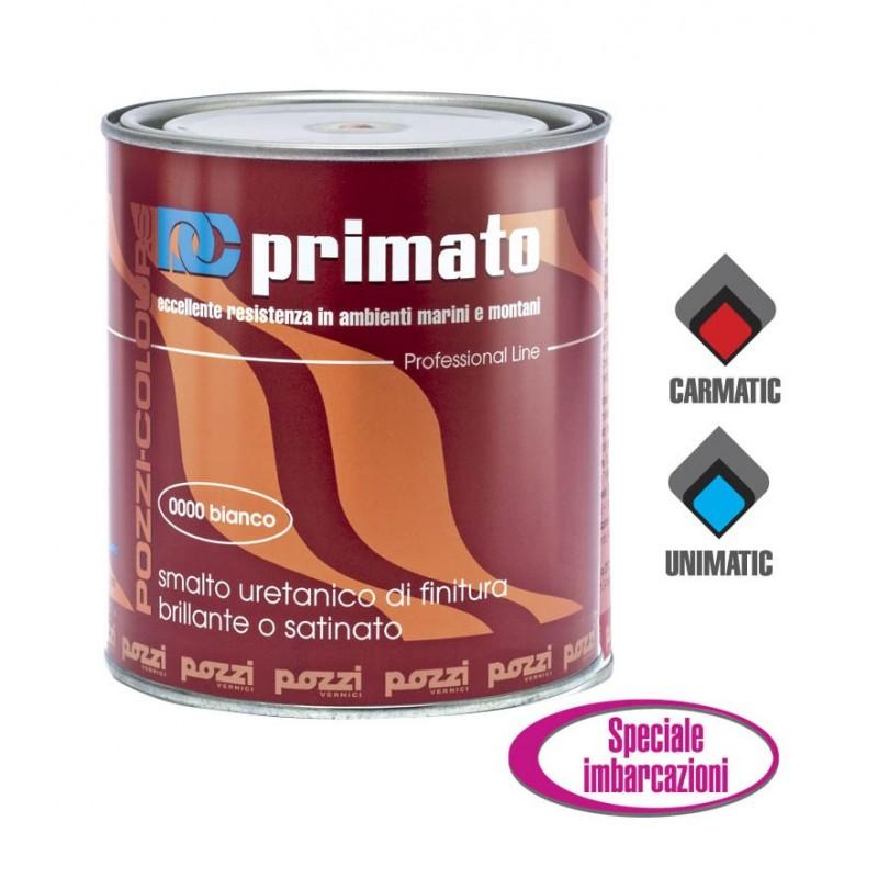 Smalto di Finitura Lucido BLU MARINO Lt.0,750 LUX NEW Pozzi Colours