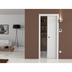 Porta A Scomparsa BIANCO 80x210