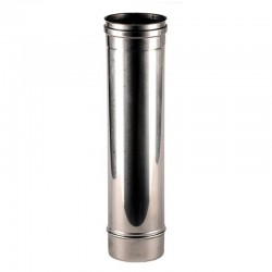 Tubo Inox Diam. 80mm