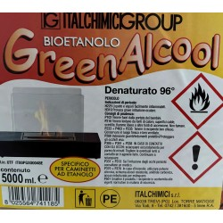 Bioetanolo 5Lt