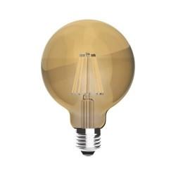 Lampada LED Maxisfera VINTAGE 4W Diam.95