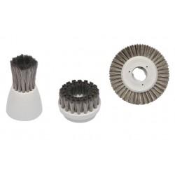 Kit 3 spazzole per metallo per SPRIZZY