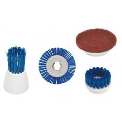Kit 4 spazzole per ceramica per SPRIZZY