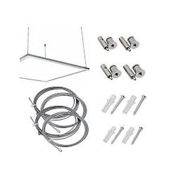 Panel Kit per installazione Pannello LED a Sospensione