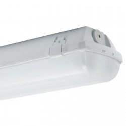 Plafoniera per DOPPIO Tubo LED 120cm