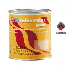 Smalto Sintetico Lucido Nero Lt.0,750 VELOX RELUX Pozzi Colours
